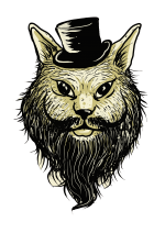 Logo PNG Maine Beards 1